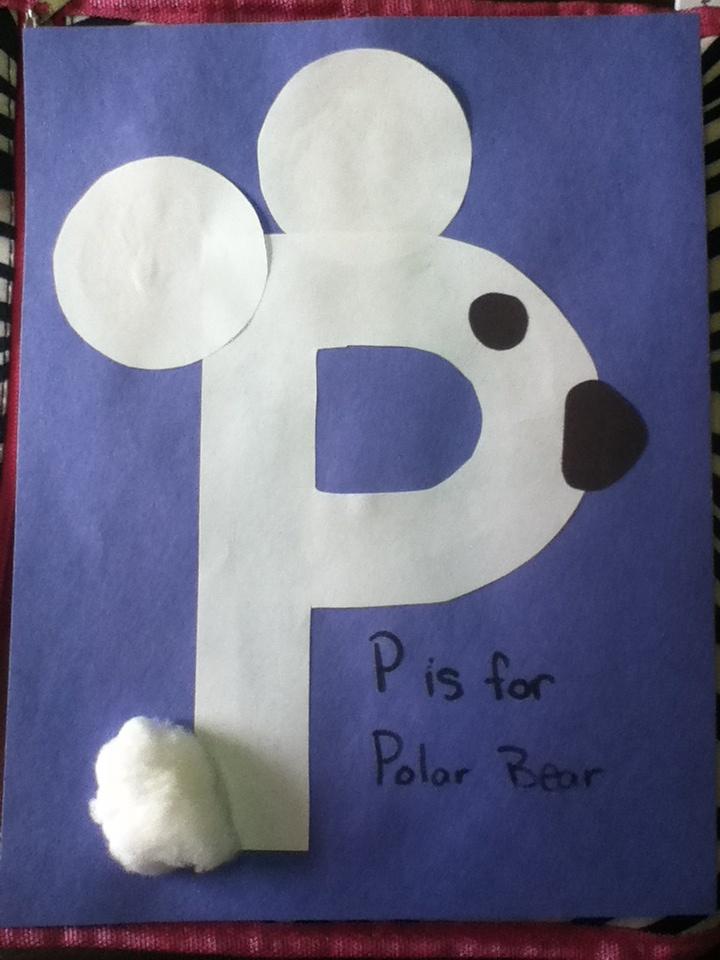 35 best images about pre k letter p on pinterest letter for Letter p preschool crafts