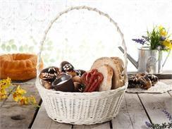 Garneczki koszyk Wielkanocny okrągły 29,5cm 62416 - Opinie i atrakcyjne ceny na Ceneo.pl