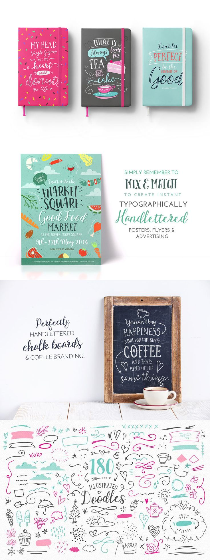 cursive fonts for wedding cards%0A    Handlettered  brush  designready fonts perfect for branding  logos