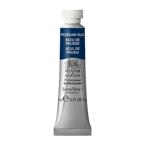 Professional Water Colour Prussian Blue