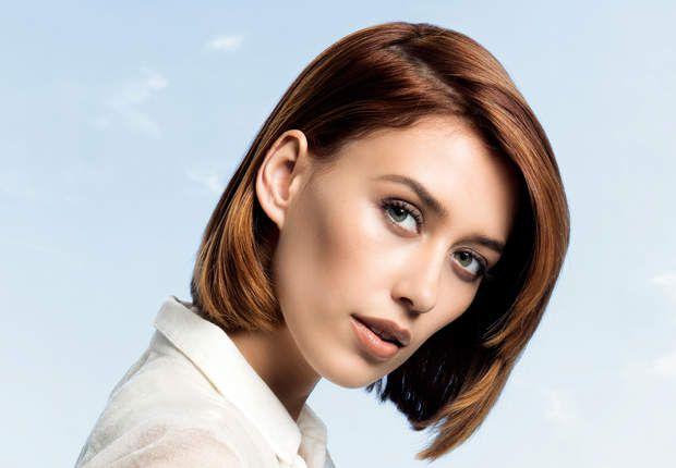 12 les meilleures images concernant coiffures sur - Comment se couper une frange sur le cote ...