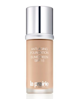 Anti-Aging Foundation SPF 15, 1.0 oz. by La Prairie at Neiman Marcus 110$