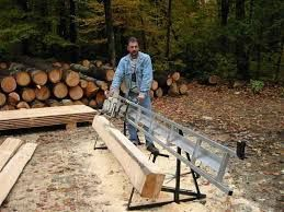 diy chainsaw mill plans - Google Search: