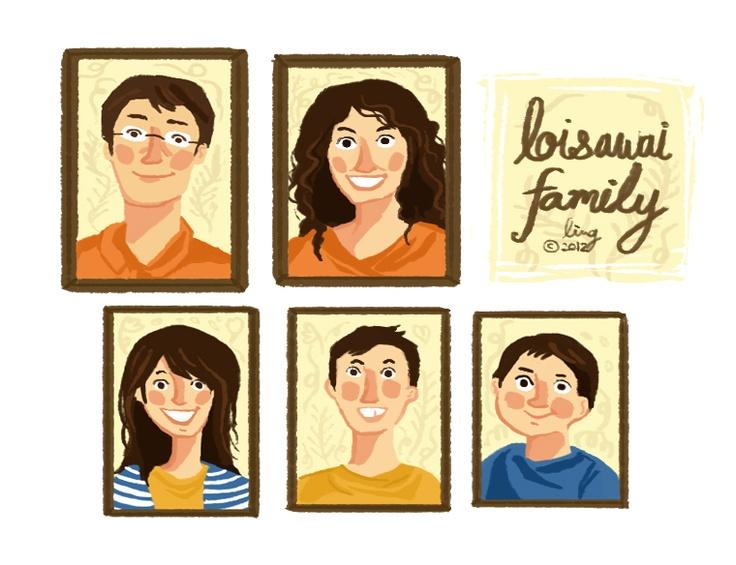 my family  by linghokkalom