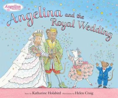 Angelina and the Royal Wedding - King County Library System