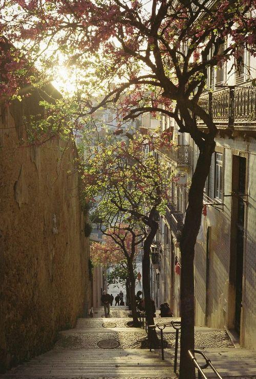 Escadarias de Lisboa