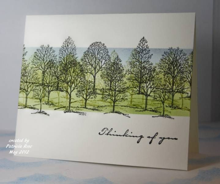 FS274, CAS, Thinking of You by kokirose - Cards and Paper Crafts at Splitcoaststampers