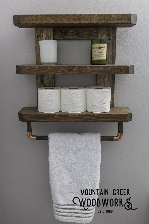 10 Best Modern Small Bathroom Storage Ideas And Tips 2020 With Images Wooden Bathroom Shelves