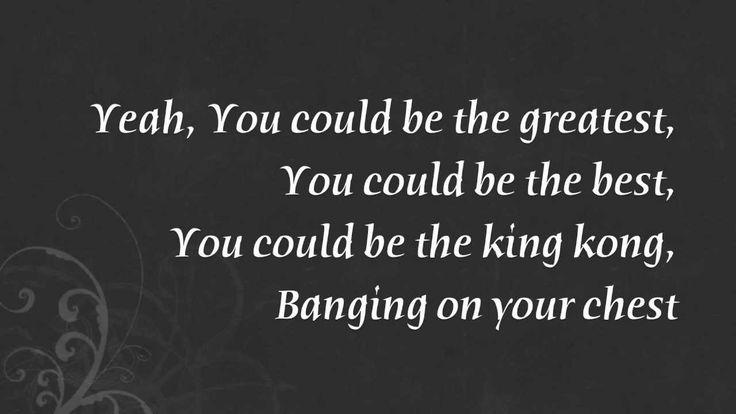 Hall Of Fame - The Script feat. will.i.am (Lyrics)