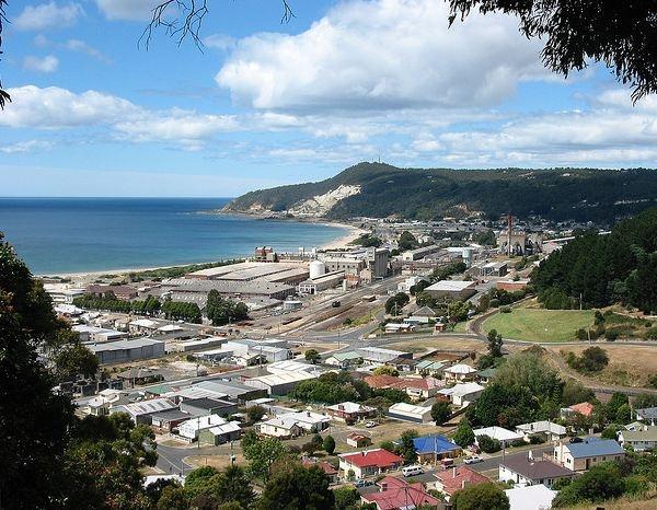 Australia -- Burnie, Tasmania.