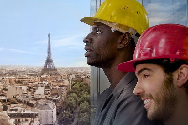 Paris, Frankreich | HEUTE BIN ICH SAMBA - ein Film über das Leben illegaler Einwanderer, mit Omar Sy (Ziemliche beste Freunde) als Samba ... mehr über den Film auf femundo.de
