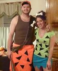 Bamm-Bamm and Pebbles Halloween Costume - 2012 Halloween Costume Contest