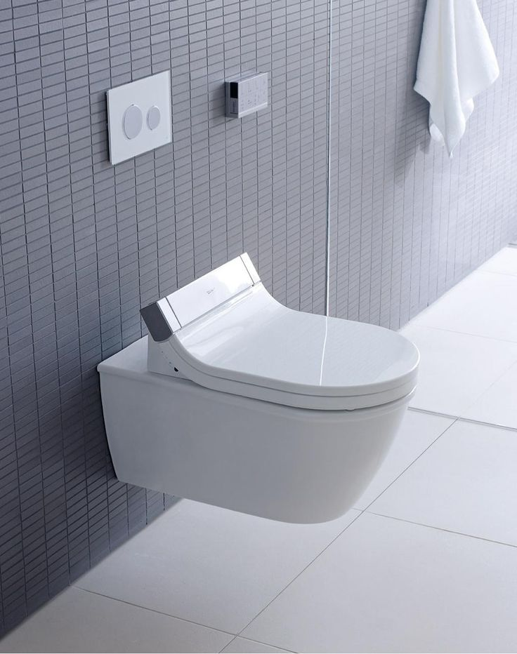 Wall Mounted Neorest 550H from TOTO Bathrooms Bob Vila
