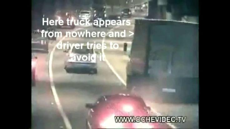 Video Viral ! Sebuah Lori Muncul Secara Tiba Tiba Dan Menyebabkan Kemalangan ! Youtube Video !