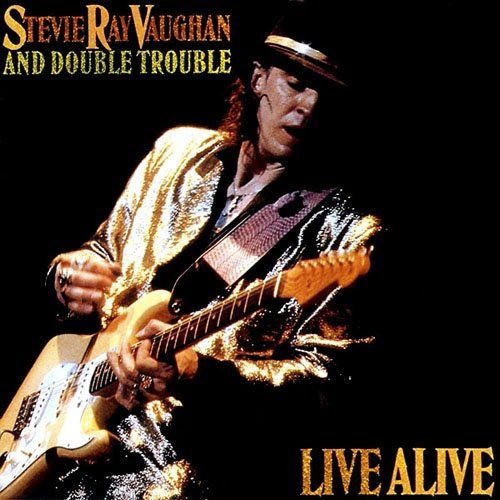 Livw Alive / Stevie Ray Vaughan