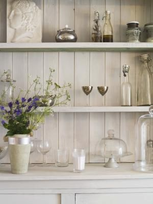 How to Make Shelves for Walls for Your Kitchen to Free Up Your Counter Space
