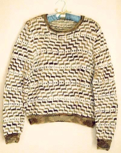 Zig Zag Sweater Knitting Pattern : Best crafts knitting sweaters images on pinterest