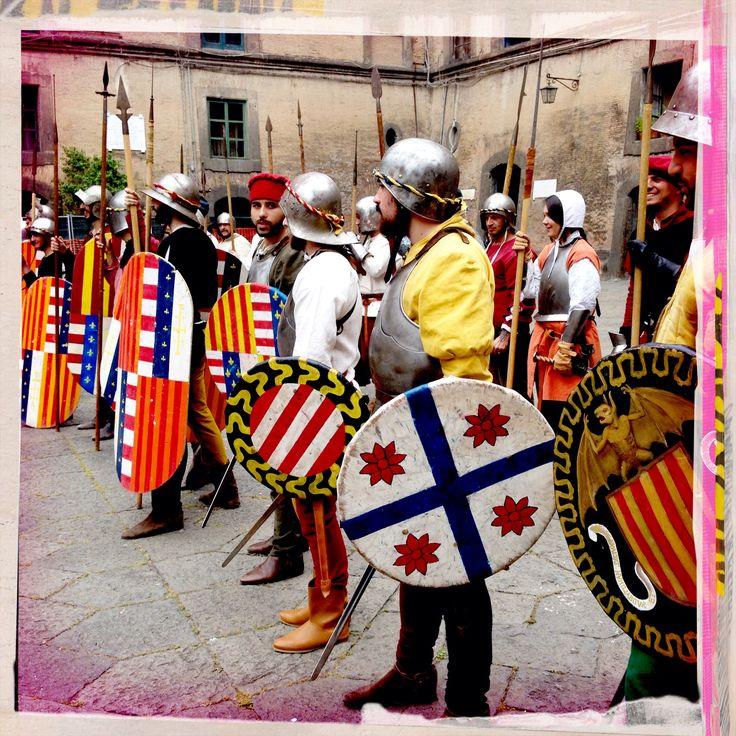 #SeggioPeriglioso #NapoliAragonese  #AragonesiNapoli #RievocazioneAragonese