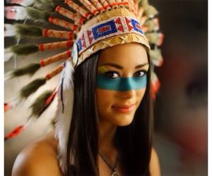 Indian Face Paint Google Search More
