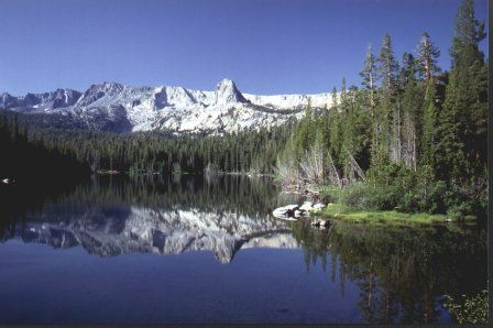 One of my most favorite places on the entire planet--Mammoth Lakes :)