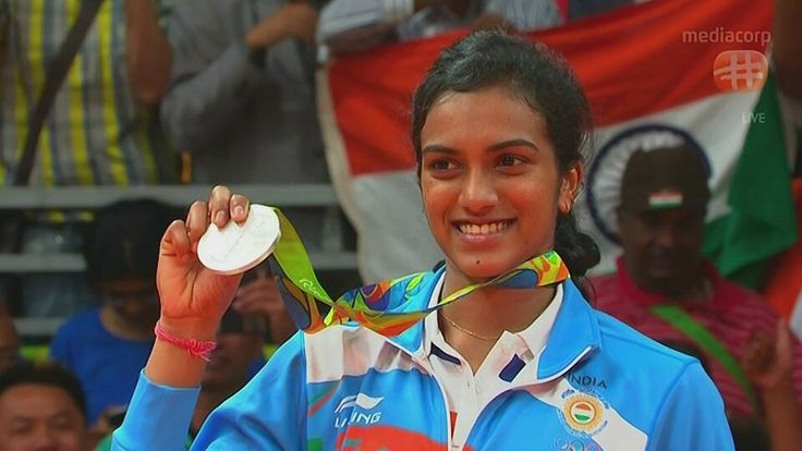 P.V Sindhu – A Fighter, Champion & Indian Glory  http://sozialhub.com/blog/2016/08/19/p-v-sindhu-a-fighter-champion-indian-glory/