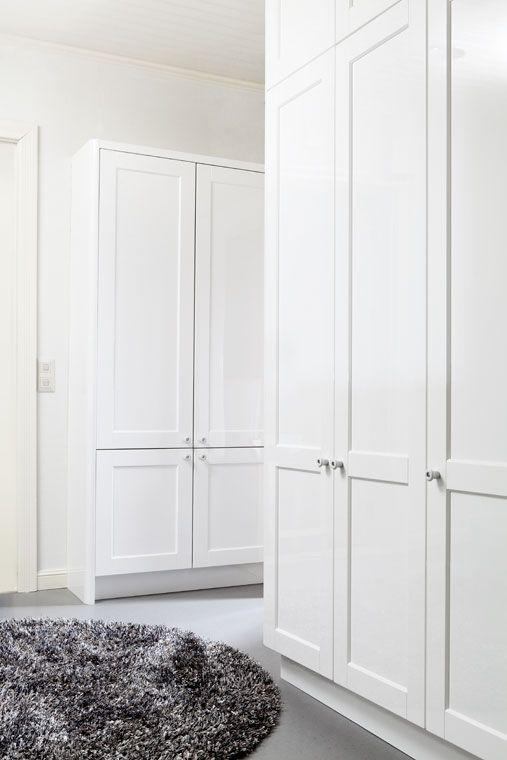 Kylpyhuoneet ja säilytystilat | Saari
