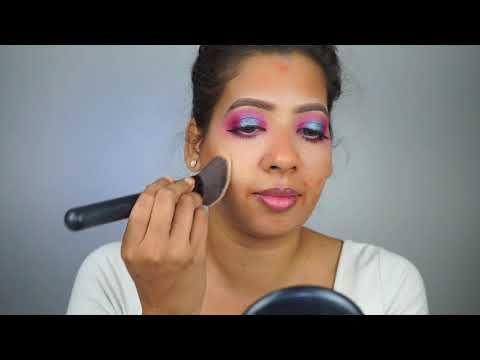 Pink Smokey Eye/ Glam Makeup Look http://makeup-project.ru/2017/11/13/pink-smokey-eye-glam-makeup-look/