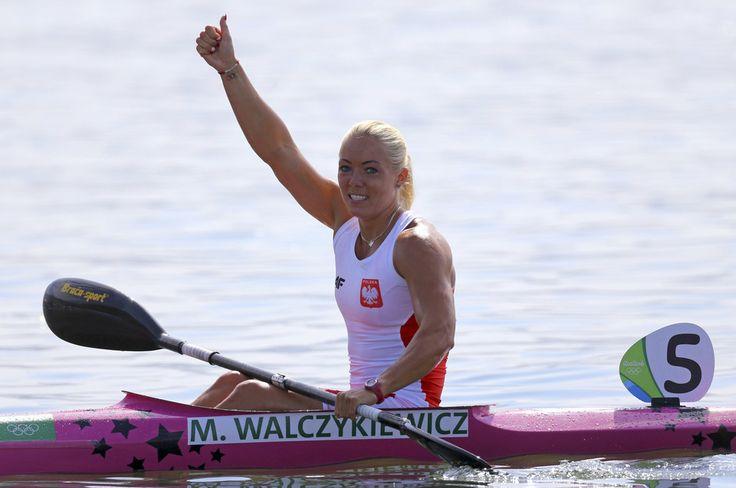 Marta Walczykiewicz - kajakarstwo