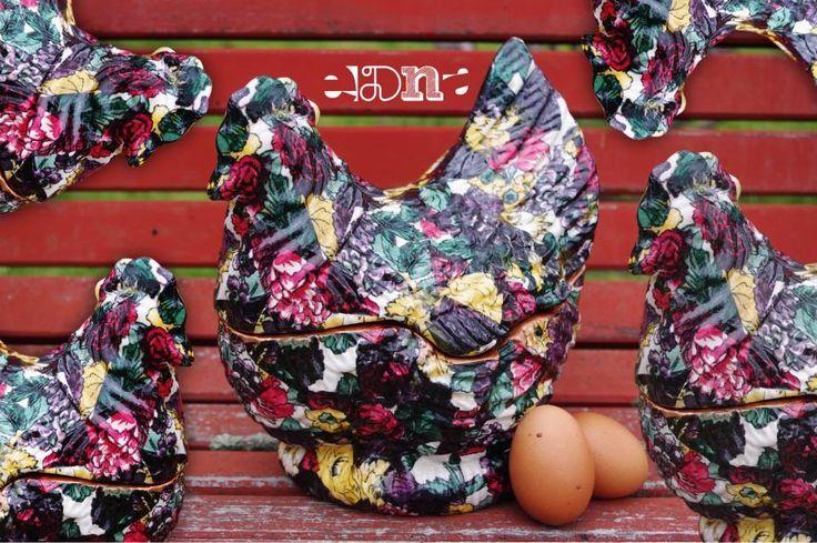 Black Hen, Piezas decorativas https://www.facebook.com/HolaEDNA