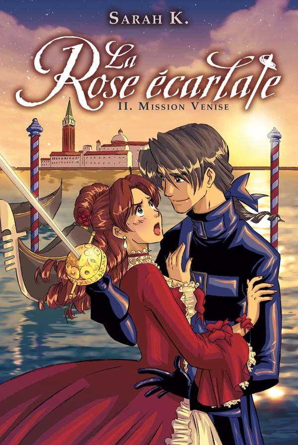 Lyfoung, Patricia. La Rose écarlate : Tome 2. Je veux que tu m'aimes, Delcourt 2006 Cote BD 643