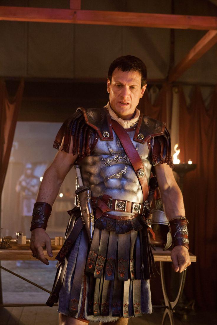 Laurence olivier spartacus quotes - Marcus Licinius Crassus Simon Merrells In Spartacus Set Between C 73 Bce And