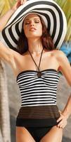 Sunflair 2013 Striped Tankini