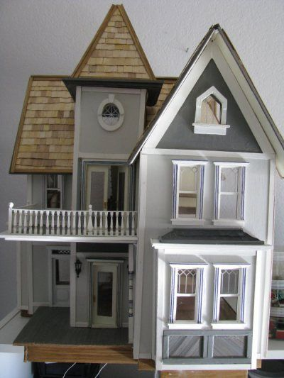 38 Best Images About Fairfield Dollhouse On Pinterest