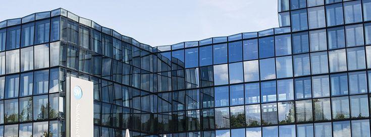Süddeutsche Zeitung Archiv  SV-Hochhaus in München
