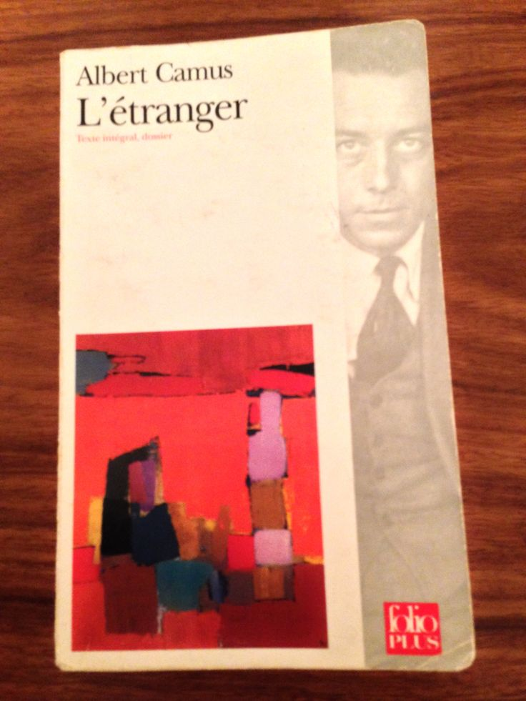 an analysis of the outsider by albert camus Camus, the stranger the following critical questions and chapter commentaries were all created by the humanities 304 class camus, albert the stranger trans.
