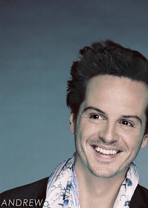 Andrew Scott    He's actually attractive when he's not crazy.<--- i think he is attractive all the time!
