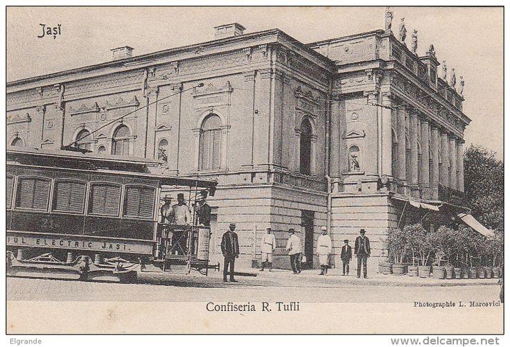 "Confiseria ""R. Tufli"", Iasi, Romania"