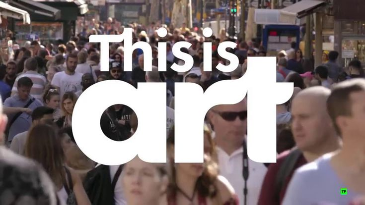 Last but not least, to finish with this trilogy of recommendations I would love to speak highly of this Spanish TV show called This is art. The show explores art (music, painting, sculpture, litera…