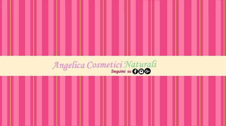 SEGUIMI SUI MIEI SOCIAL!! INSTAGRAM: https://www.instagram.com/angelicacosmeticinaturali/  YOUTUBE: https://www.youtube.com/channel/UCXgHiGZw4mtZOLtiyCGiJqA  FACEBOOK: https://www.facebook.com/Angelica-Cosmetici-Naturali-763237893711301/