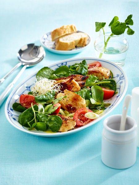 Da kommt Freude auf: Wenn Radieschen, Gurken und Tomaten den Weg auf unsere Teller finden, ist Frühlingszeit. Und mit ihr die Zeit 19