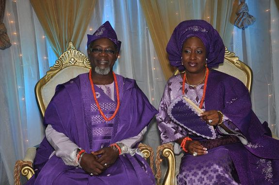 The Yoruba Traditional Wedding and Engagement - Weddings in Nigeria (Includes Traditional Dowry List)Embroidered Fabrics, Traditional Weddings, African Parties, Vestments, West African, African Flair, African Couples, Engagement, Wedding Gifts