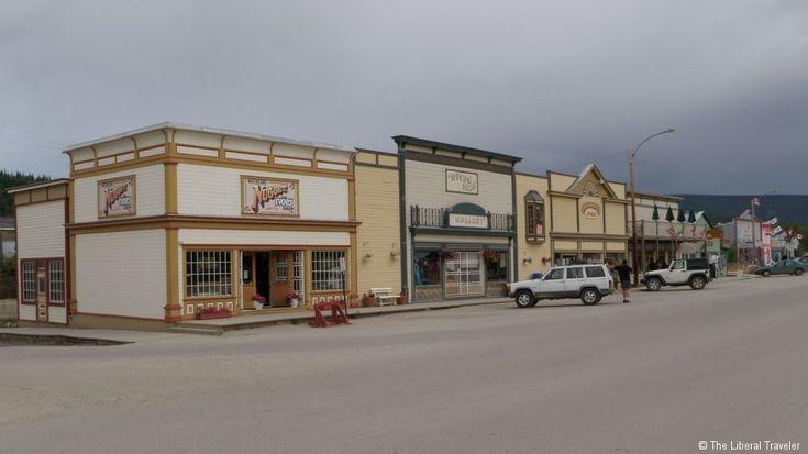 Dawson, Yukon.