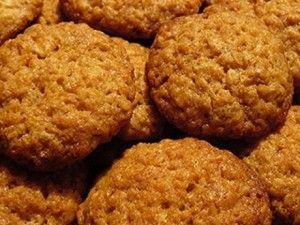 Овсяное печенье за 10 минут...!!! - Простые рецепты Овкусе.ру