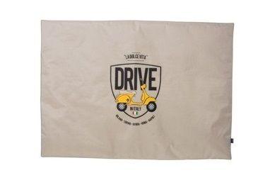 Viaja a la DOLCE VITA con el COLCHON MATELAS DRIVE para perro grande: http://bit.ly/1EedP51