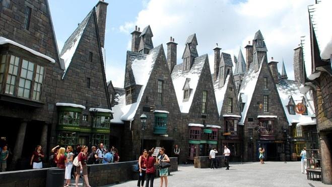 Harry Potter World.