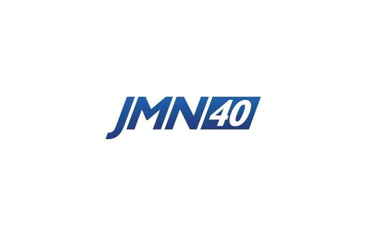 Identyfikacja wizualna dla JMN40. Projekt logotypu firmowego.  #logo #logo_design #logo_industry   http://www.webmedio.pl/