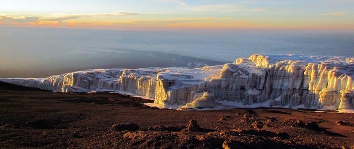 Monte Kilimanjaro, Tanzania.