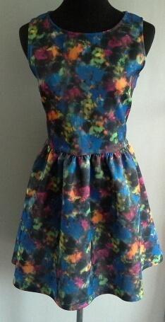 Clotheswap - gorgeous a-line dress