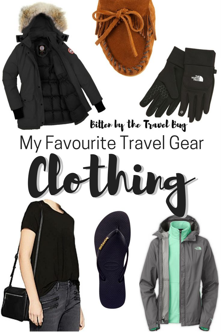 Want to know the best travel gear? I'm sharing a list of my favourite travel clothing which has been tried and tested over the past five years that is both practical and functional.