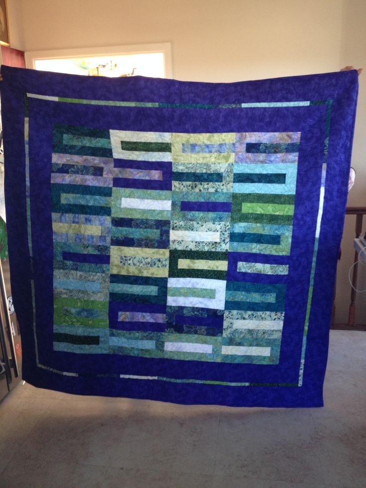 Elizabeth's quilt